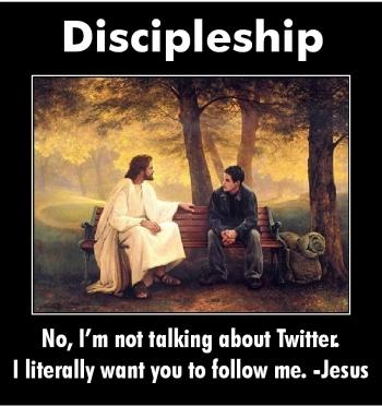 DiscipleshipTwitter